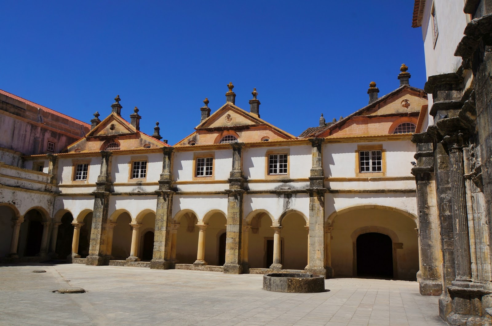 Convento do Cristo - Tomar - Portugal