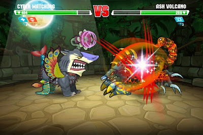 Tai game Mutant Fighting Cup 2