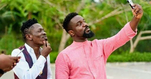 Shatta Wale Charges Sarkodie For A Strongman Feature