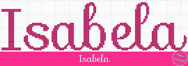 Nome Isabela em Ponto Cruz