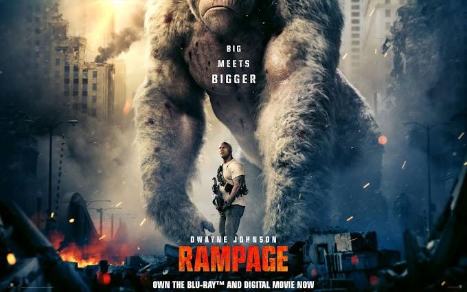 פרא / Rampage