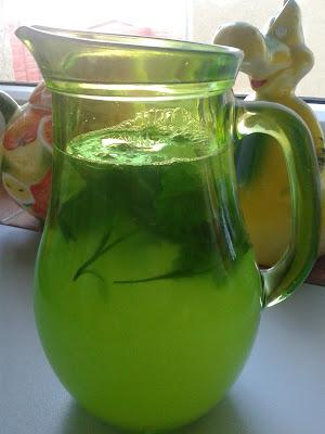 Levendulás limonádé recept Szaffina Fűszerkonyhájában