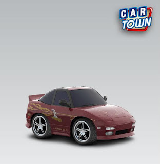 Nissan 240SX Hatchback 1992 The Fast and The Furious