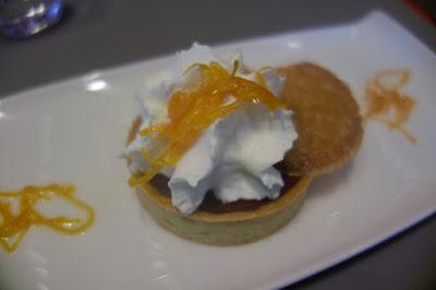 Dessert brasserie l'Etoile du Nord par Thierry Marx.