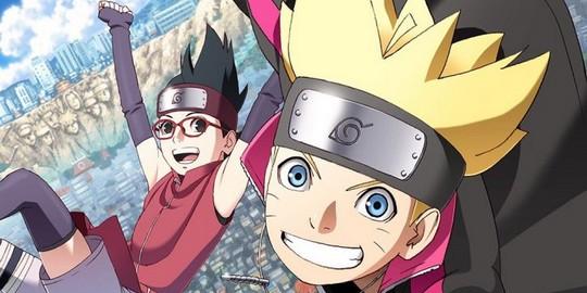 Boruto : Naruto Next Generations, Anime Digital Network, Studio Pierrot, Actu Japanime, Japanime,
