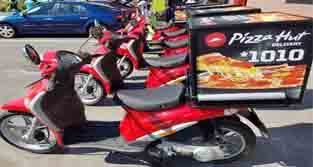 Lowongan Kerja Pizza Hut Delivery Jakarta