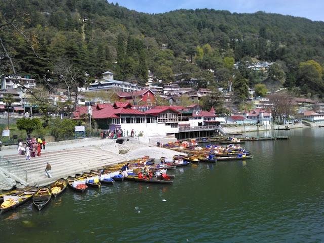 Nainital_Lake_uttrakhand