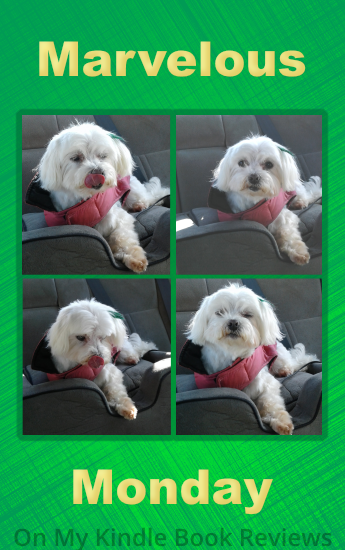 Marvelous Monday with Lexi, #LexiTheMaltese1, On My Kindle Book Reviews