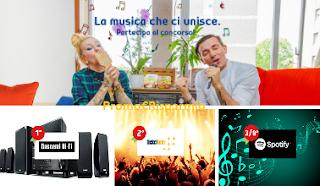 Logo MisuraStevia: vinci gratis TicketOne, buono spesa Hi-Fi e Spotify Premium