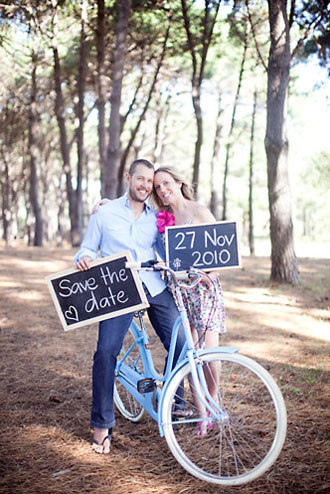 boda save the date