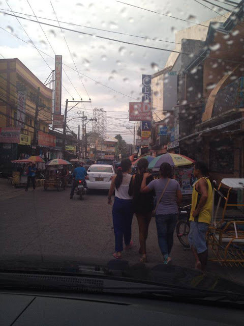 Problems in Cebu: Lack of pedestrian discipline