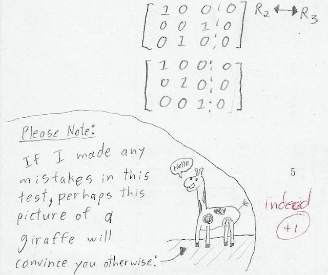 Angel Belle Faith: Funny Student Exam Answers….^0^