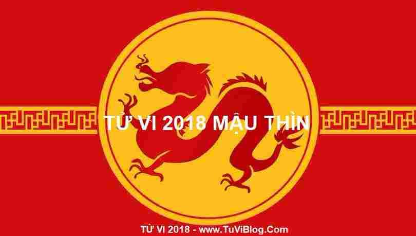 Tu vi 2018 tuoi Mau Thin nam mang