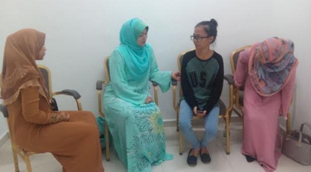 Saat-Saat Seorang Remaja Kristian Peluk Islam di Padang Astaka Kemaman