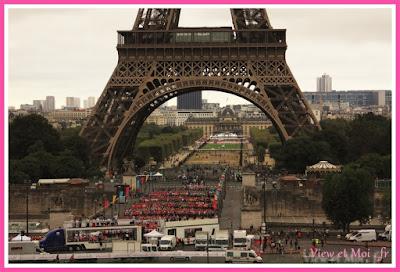 ligne de départ la parisienne 2016 pont iena
