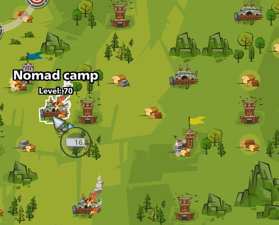 Chakravyuh Alliance Blog Goodgame Empire Nomad Invasion