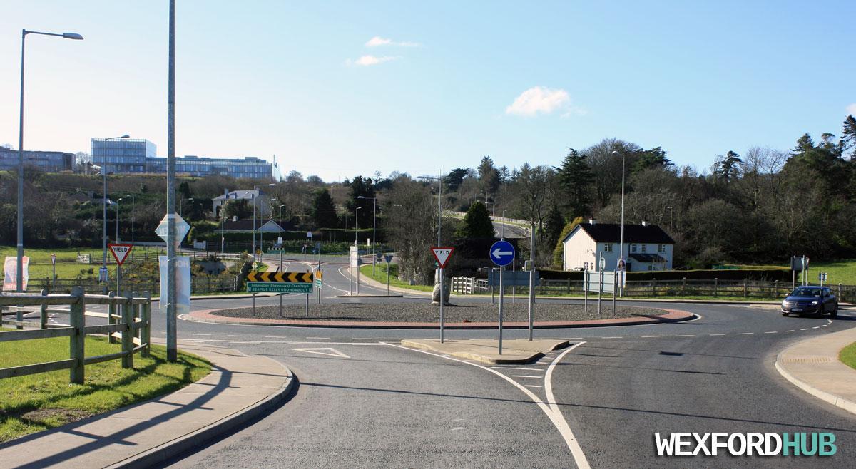 Seamus Kelly Roundabout