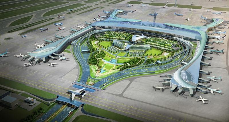 인천공항 제2여객터미널 2단계 확장