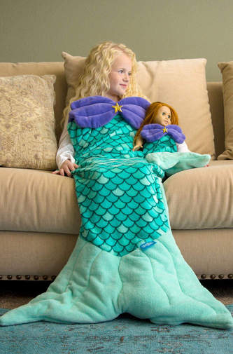 The ABCD Diaries: Fin Fun Mermaid Tails and Cuddle Tails!