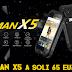 iMan X5: lo Smartphone super resistente venduto a 65 euro (scopri come vincerlo con Instagram)