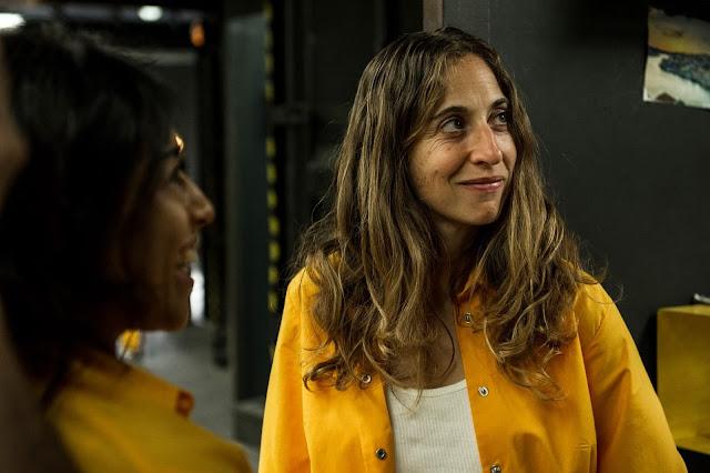 Tere (Marta Aledo) en la 4ª Temporada de 'Vis a Vis'