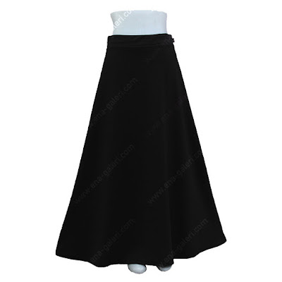 Rok Lebar atau Umbrella Skirt