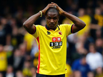 Super Eagles star Odion Ighalo faces 2 year jail term & €3000 fine (Read What He Did)