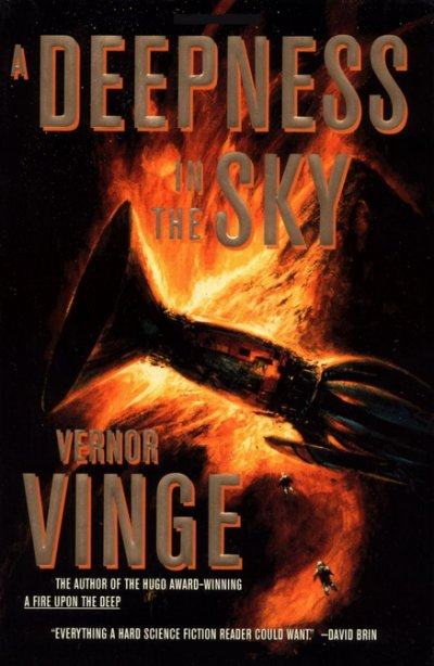 A Deepness in the Sky (Vernor Vinge, 1999)