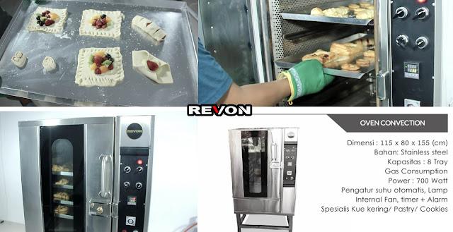 Oven Gas Bagus untuk Kue Kering