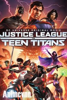 Liên Minh Công Lý Trẻ 3 - justice league season 3 2014 Poster