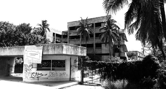 Imagenes De Sentirse Abandonado: LAS COSAS QUE DESCONOCÍAS DEL HOSPITAL ABANDONADO EN