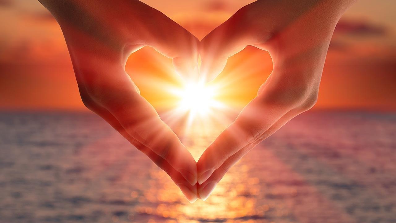 Hintergrundbilder kostenlos - Herzen zum Valentinstag ...