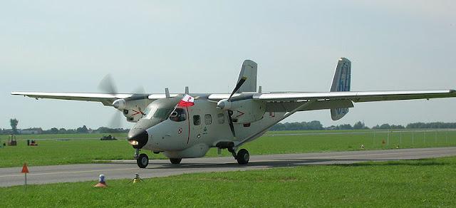 Gambar 41. Foto Pesawat Angkut Militer PZL M28 Skytruck