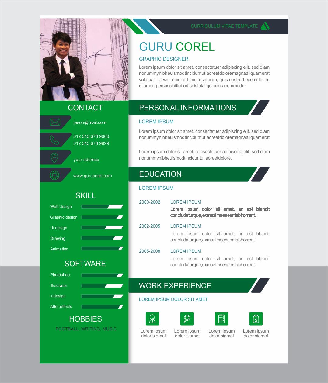guru corel