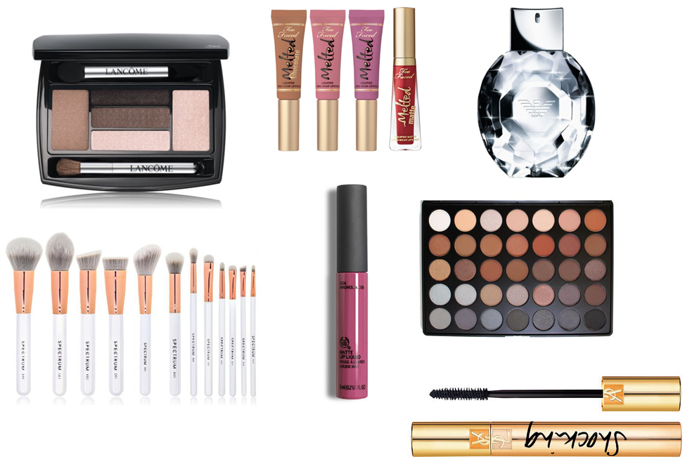 CHRISTMAS WISHLIST : BEAUTY