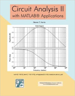 Circuit Analysis II with MATLAB Applications pdf download free