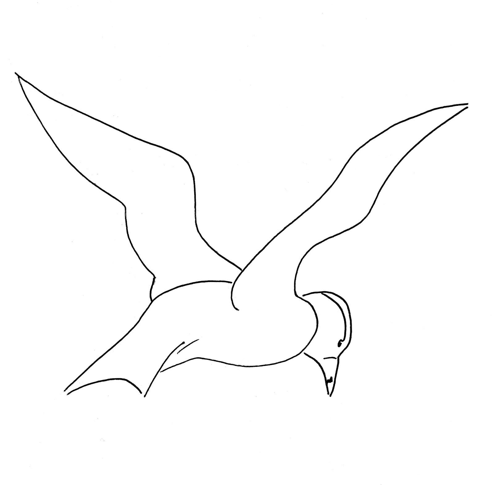 Emmas Art Diary Bird Drawings