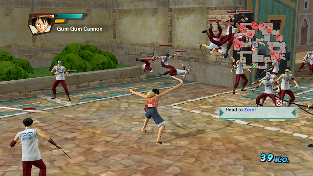Download One Piece Pirate Warriors 3 Full Version