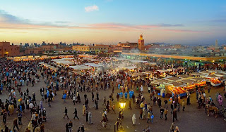 Marrakesh - Tour Maroko