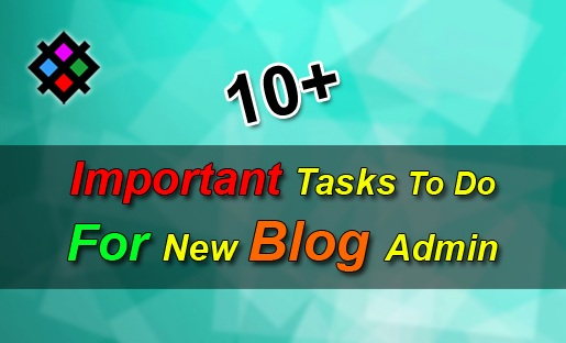 Tips and tricks for blog admins