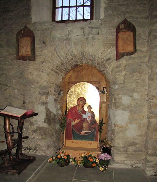 Drzwi Miłosierdzia.