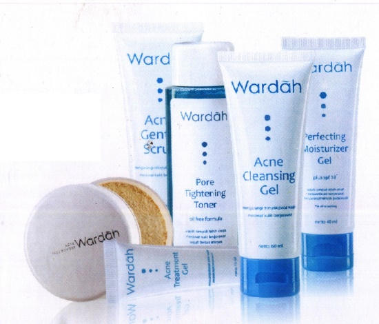 Review dan Harga Wardah Acne Series