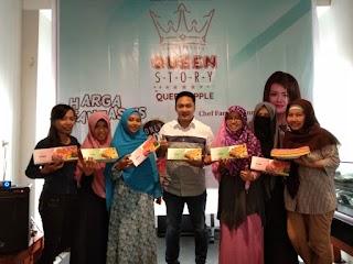 Queen Story by Queen Apple Hadir di Kota Malang