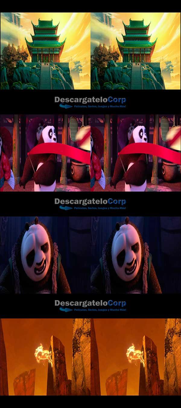 Kung Fu Panda 3 HD 3D SBS Latino