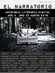 EL NARRATORIO - ANTOLOGÍA LITERARIA DIGITAL N° 25