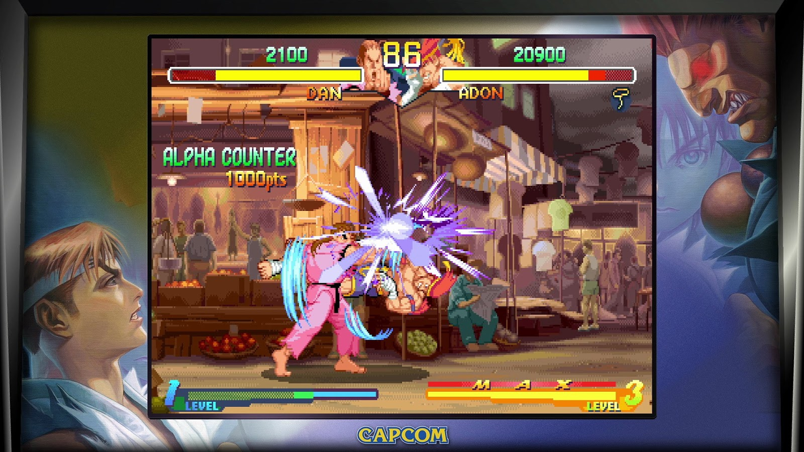 Street Fighter 30th Anniversary Collection - PC FULL - Multi5 - Captura 1