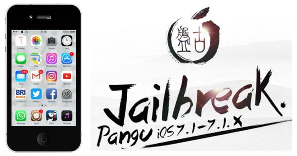 Cara Jailbreak iPhone 4 iOS 7 Menggunakan Pangu