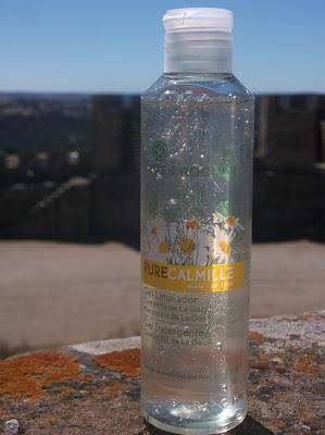 Yves Rocher    Gel de Limpeza Pure Calmille