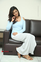 Anisha Ambrose Latest Pos Skirt at Fashion Designer Son of Ladies Tailor Movie Interview .COM 1228.JPG