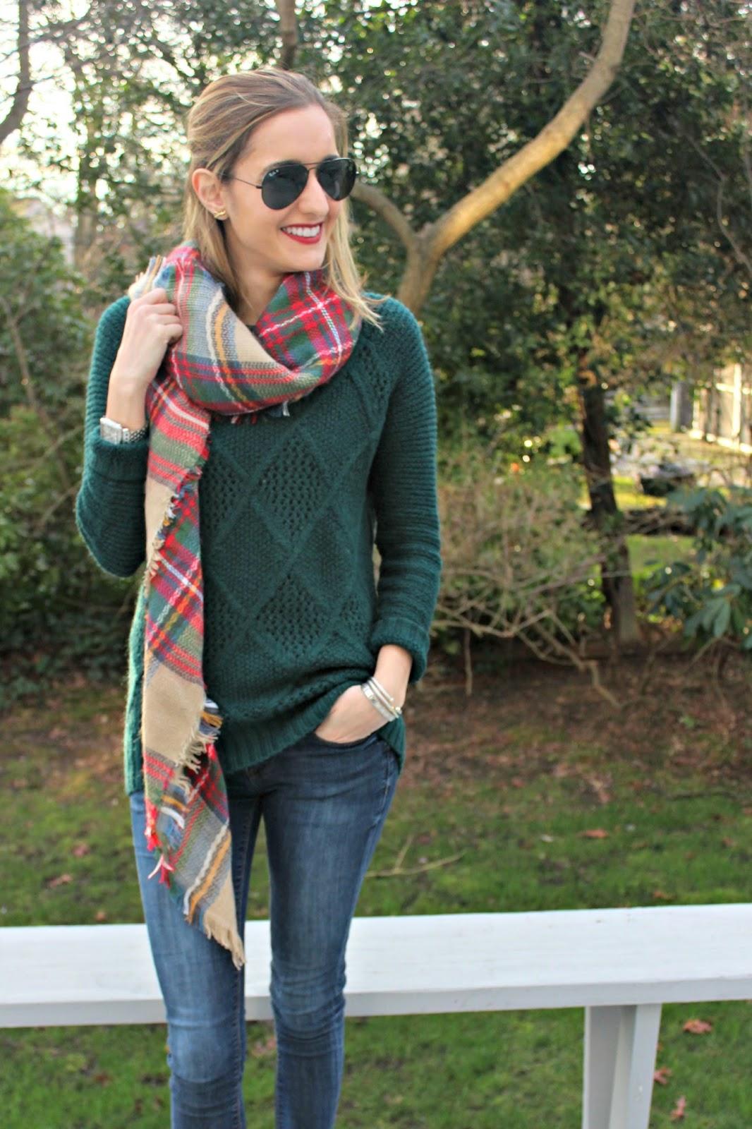 dresslink scarf